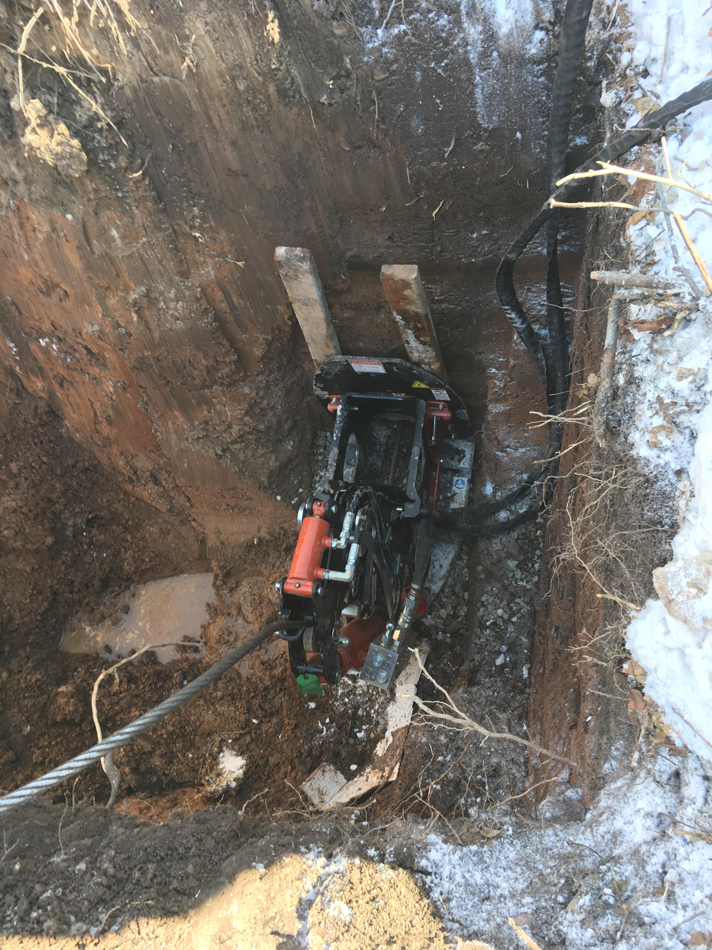 Trenchless Sewer Pipe Replacement